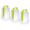 Lampe Balad LED lot de 3 - FERMOB